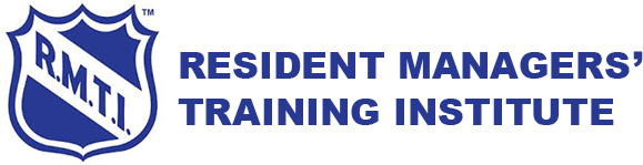 Resident Managers' Training Institute